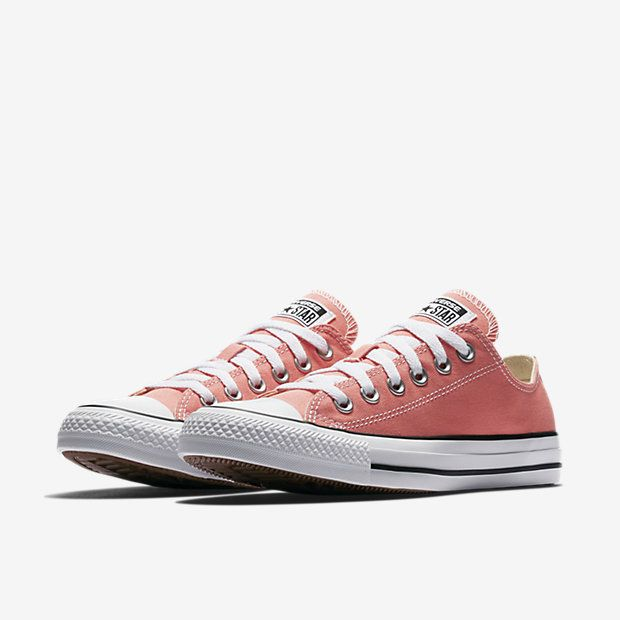 83afc525c8df Converse Chuck Taylor All Star Seasonal Low Top Women s Shoe Size ...