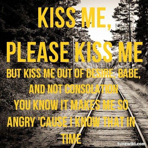 Jeff Buckley - Last Goodbye One of my favorite lyrics ever.
