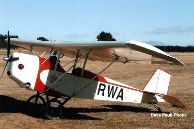 9d68075ee5 NZ Civil Aircraft  July 2016