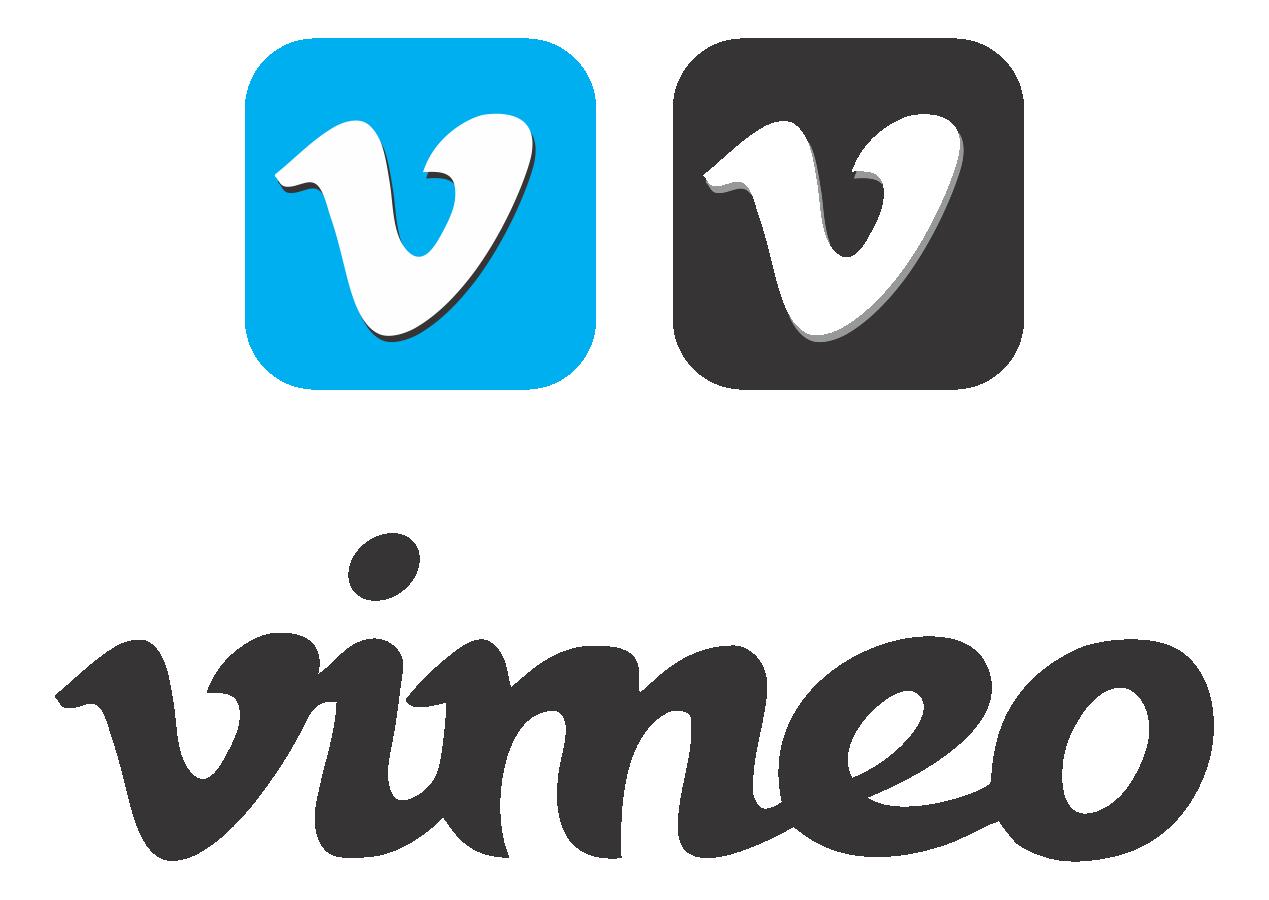Vimeo Logo Vector Vimeo Logo Vector Logo Single Letter Logo