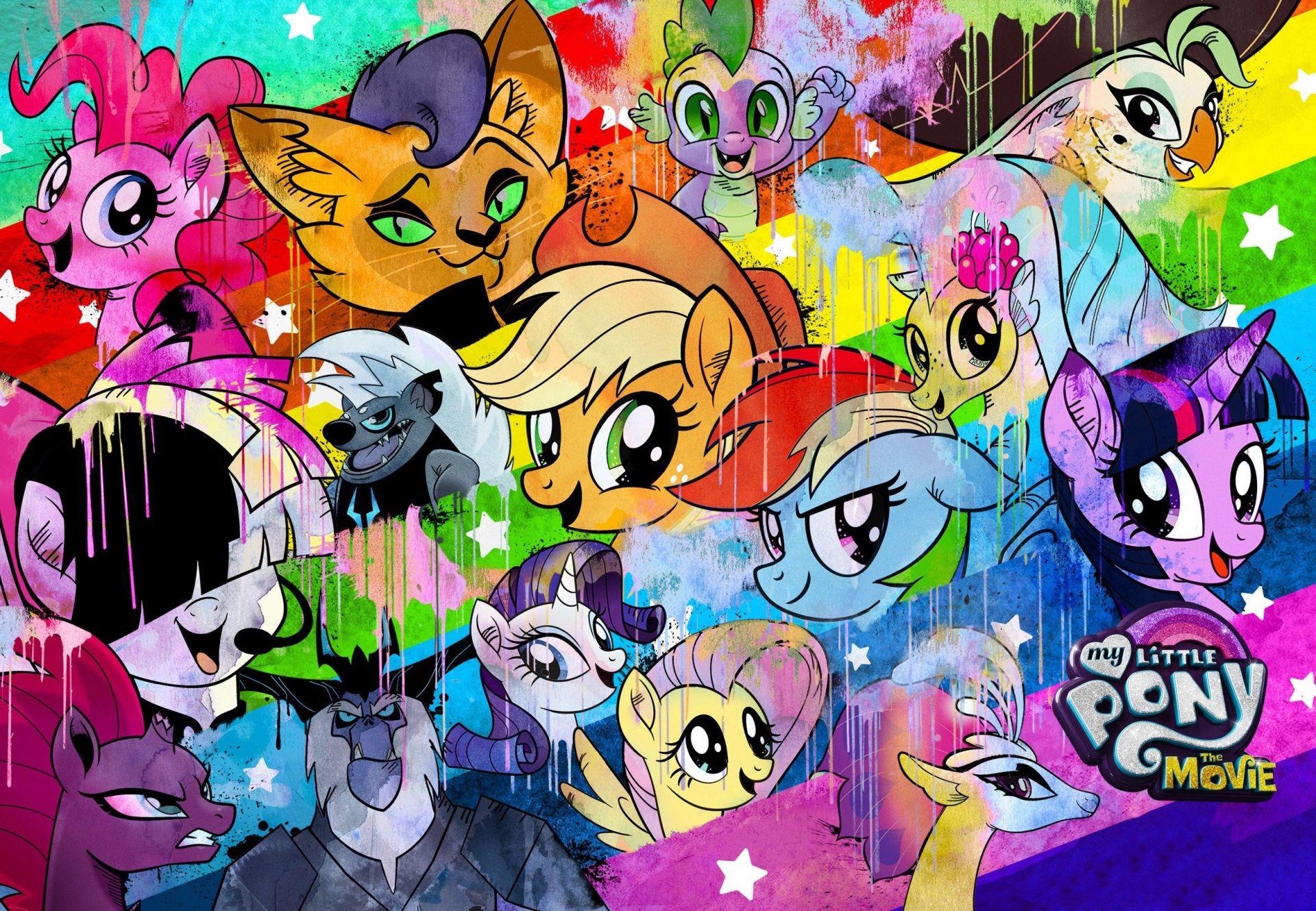 1920x1329 My Little Pony The Movie Windows Wallpaper For Desktop