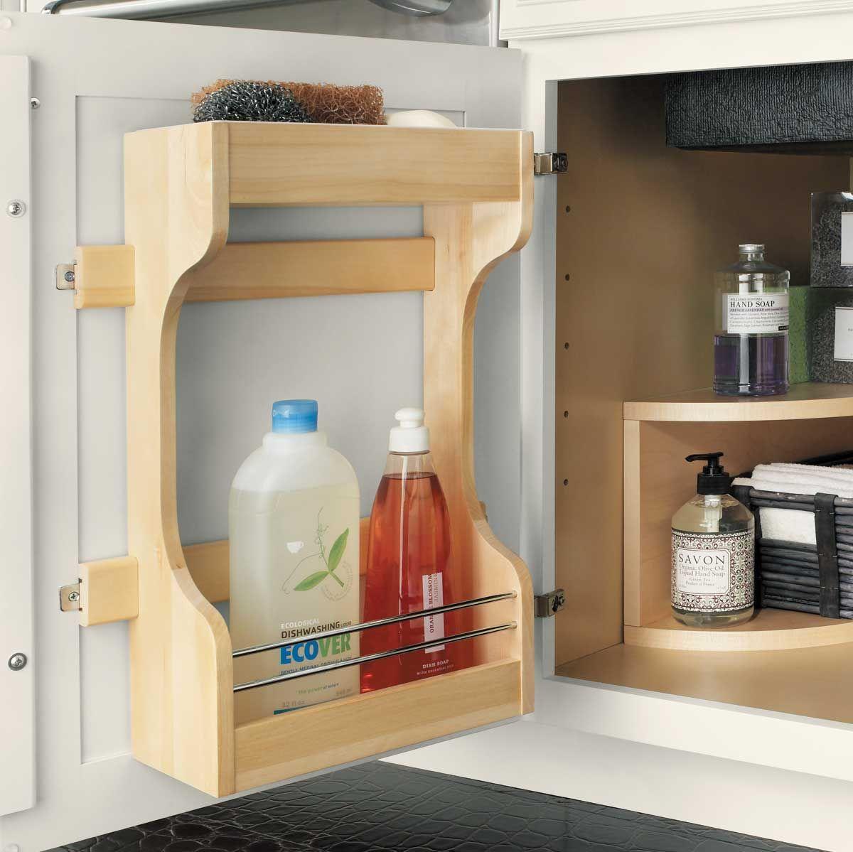 Kitchen Cabinet Organization | Waypoint Living Spaces