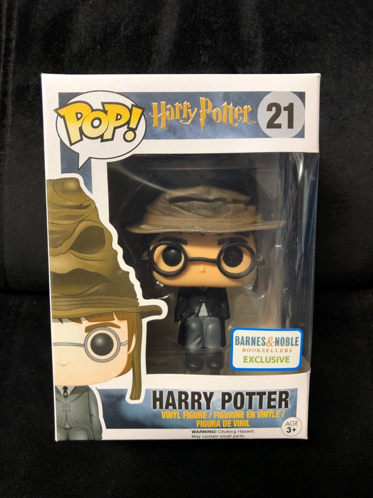 Brand New Condition Box May Have Some Minor Imperfections Harry