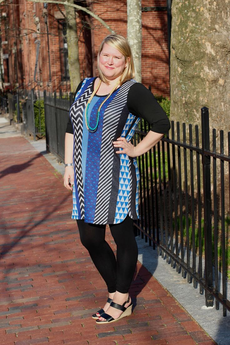 Pattern hack how to make a concord tshirt dress plus