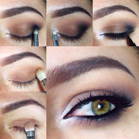 Simple Eye Look Eye Makeup Eye Make Up Makeup