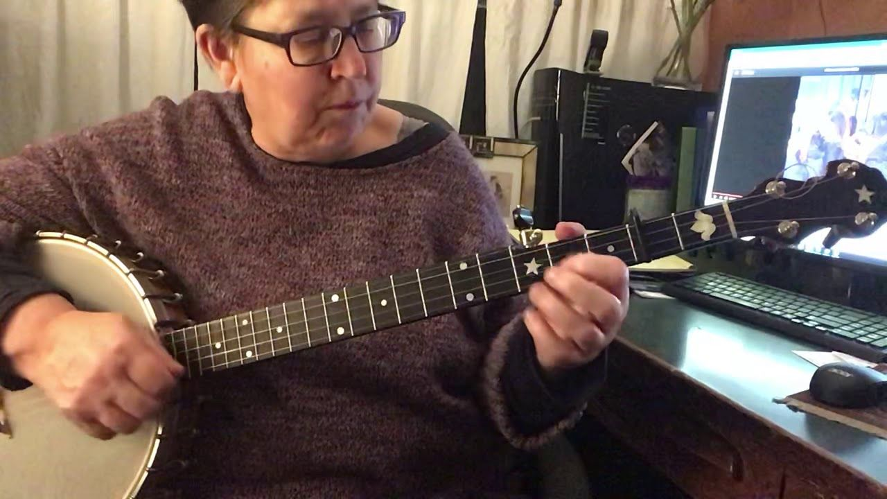 Pin On Clawhammer And Old Timey Style Banjo
