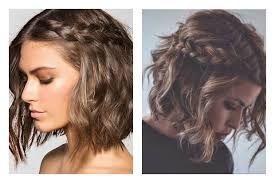 Resultado De Imagen Para Peinados Con Trenzas Y Pelo Suelto Lacio