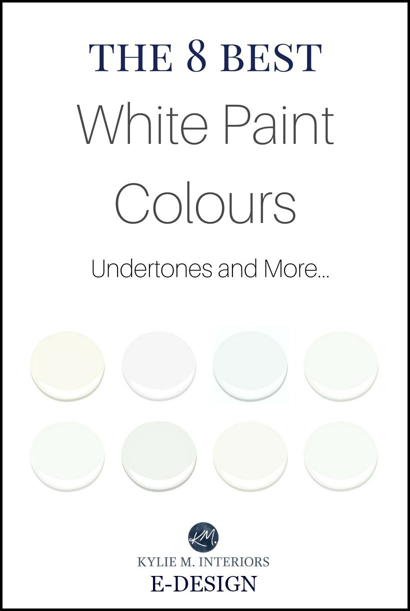 The 8 Best Benjamin Moore White Paint Colours Undertones And More White Paint Colors Best White Paint Paint Colors Benjamin Moore