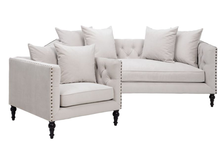 Chic Combo Roberto Sofa Chair Sofa Combos Chic Combos Furniture Z Gallerie Front Room Affordable Modern Furniture Chic Furniture Furniture