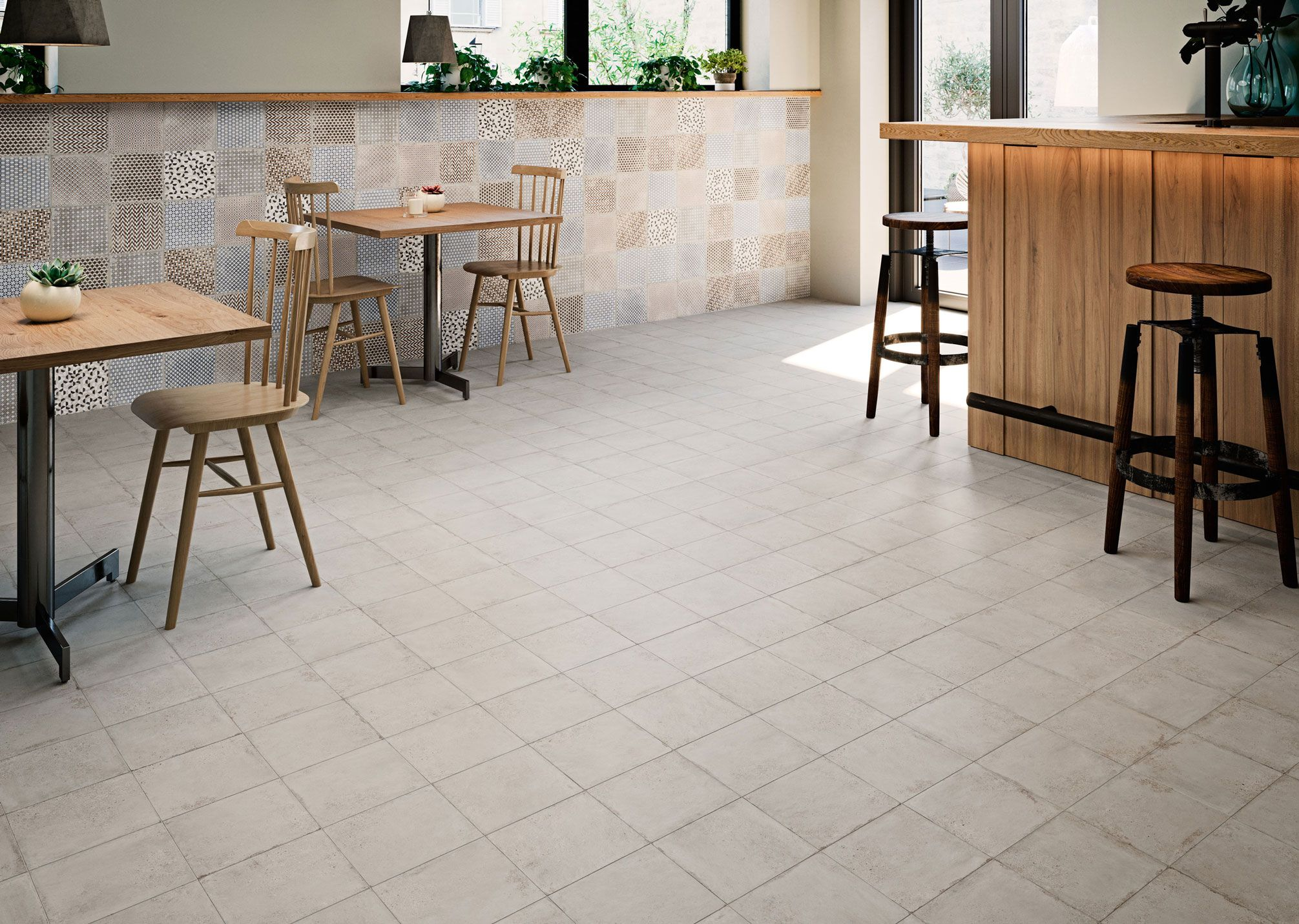 Wall Tiles For Restaurants In 2020 Ceramic Floor Interior Design Tips Ceramica
