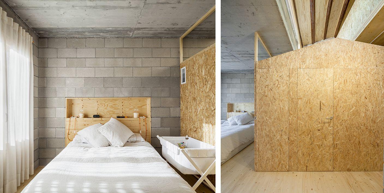 Casa Entre Medianeras Josep Ferrando Sant Cugat Del Vall S I  # Muebles Sant Cugat Del Valles