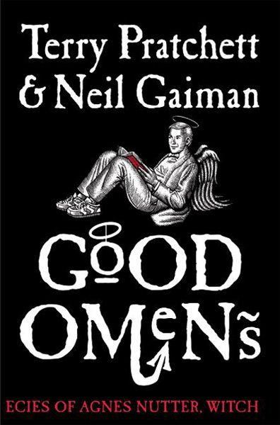 Image result for good omens pratchett