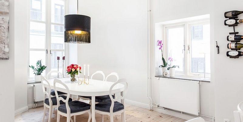Casa: estilo nórdico y shabby chic... ¡combinación ideal!