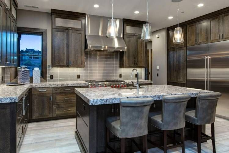 Kitchen Cabinets Utah County Custom Home Builders Custom Homes Home Builders