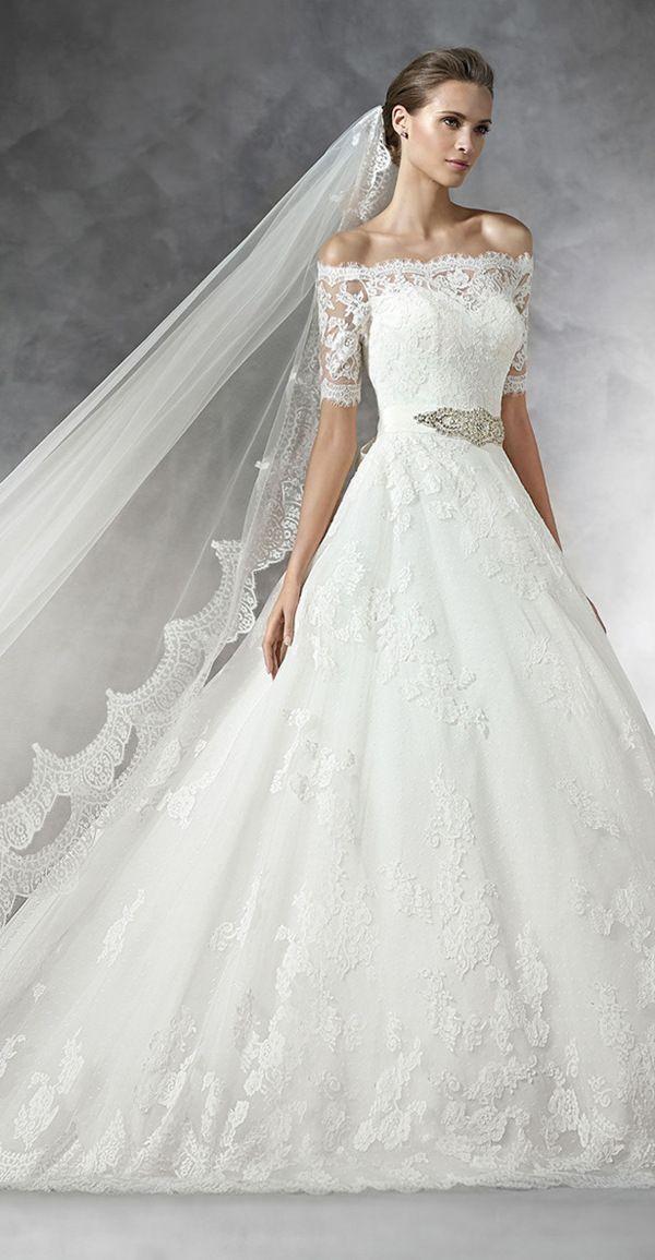 Pronovias Wedding Dresses 2016 Collection-Part 1 | Wedding, Dress ...