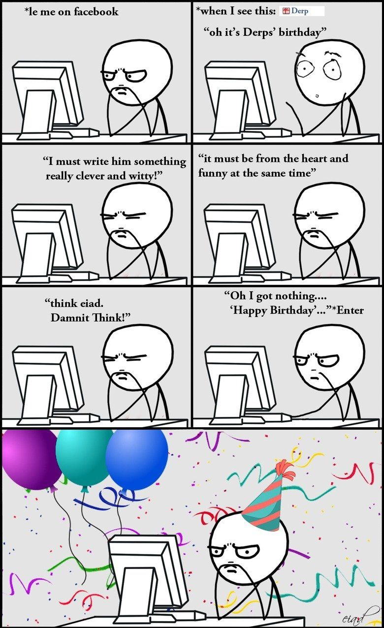 Birthday Memes. Best Collection of Funny