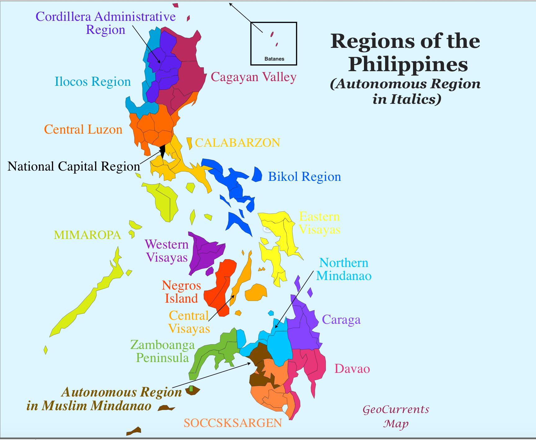 Image Result For Philippine Map