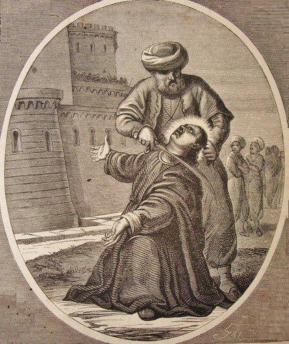sveti Peter iz Cordobe in tovariši - duhovnik, diakon in menihi