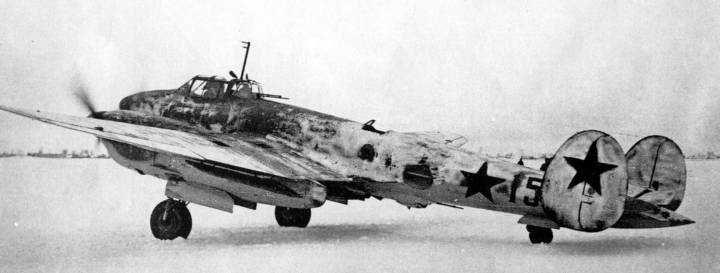 Пе-2 из состава 73-го бап ВВС КБФ. (с изображениями) | Ввс ...