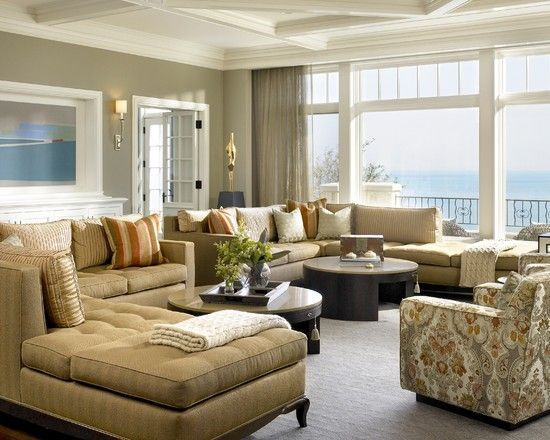 Traditional Family Room Design Pictures Remodel Decor And Ideas Page 11