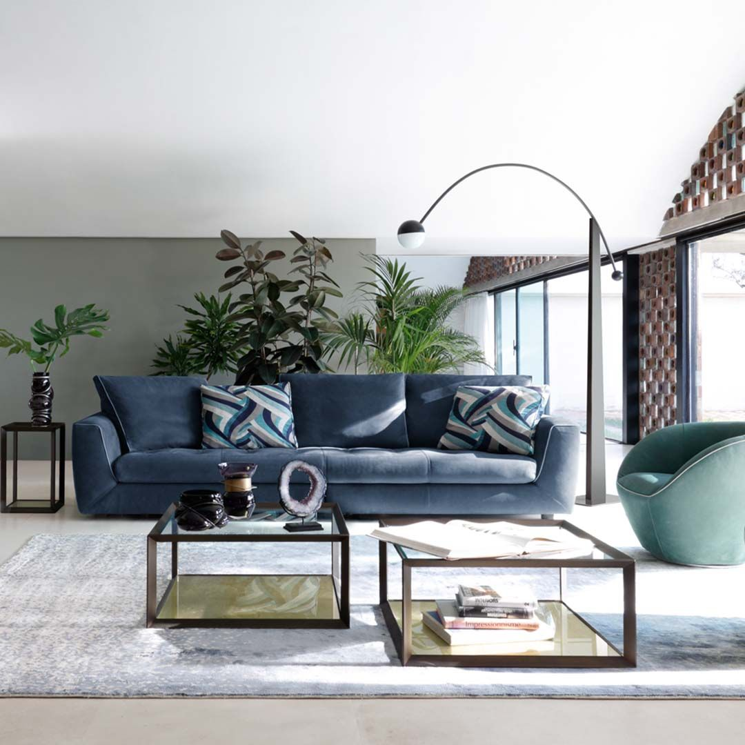 Roche Bobois Uptown sofa designed by