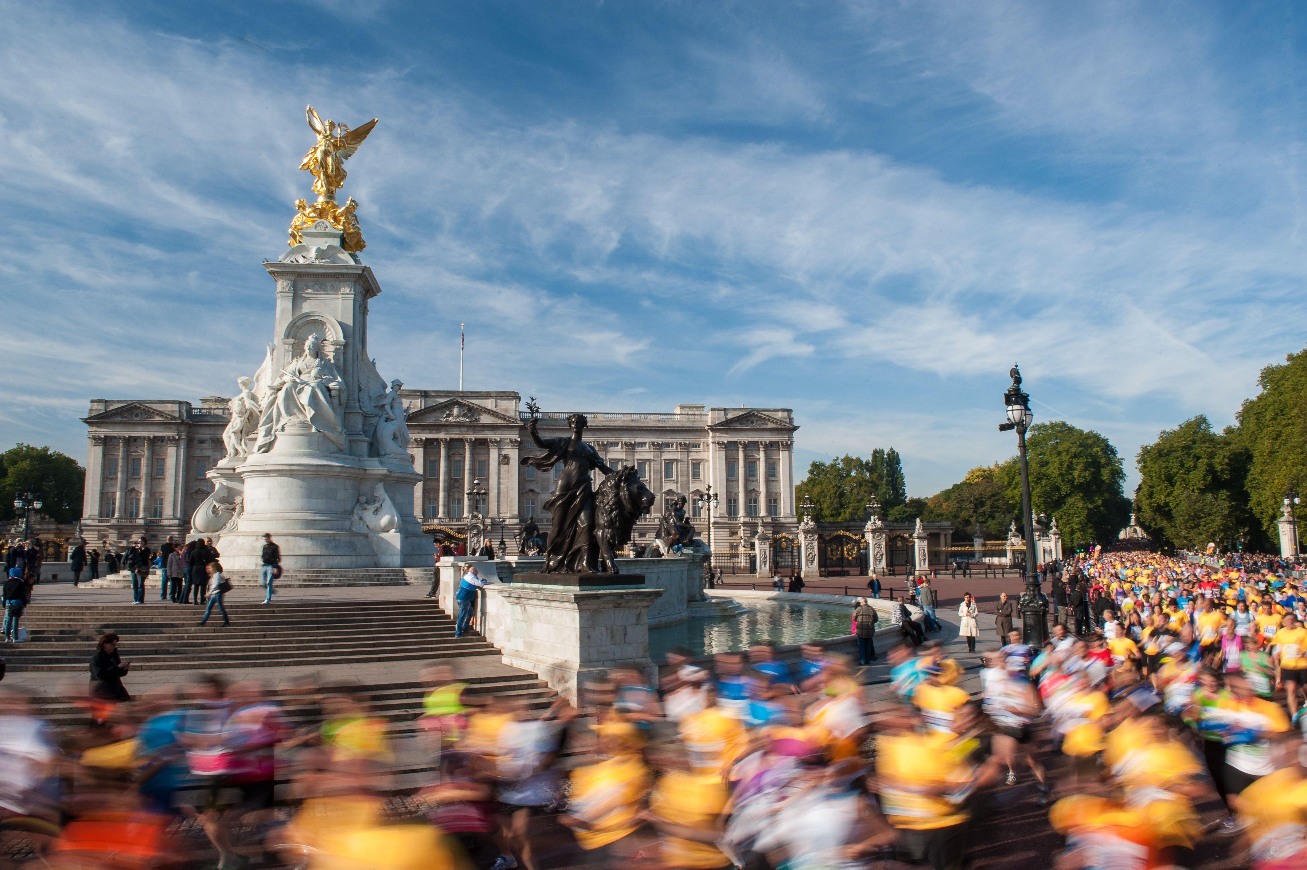 Half marathon training plan with images royal park