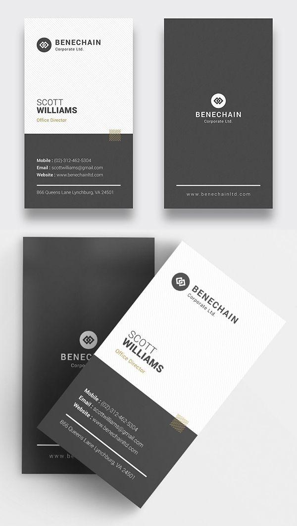 Modern Business Card PSD Templates (30 Print Ready Design) | Design