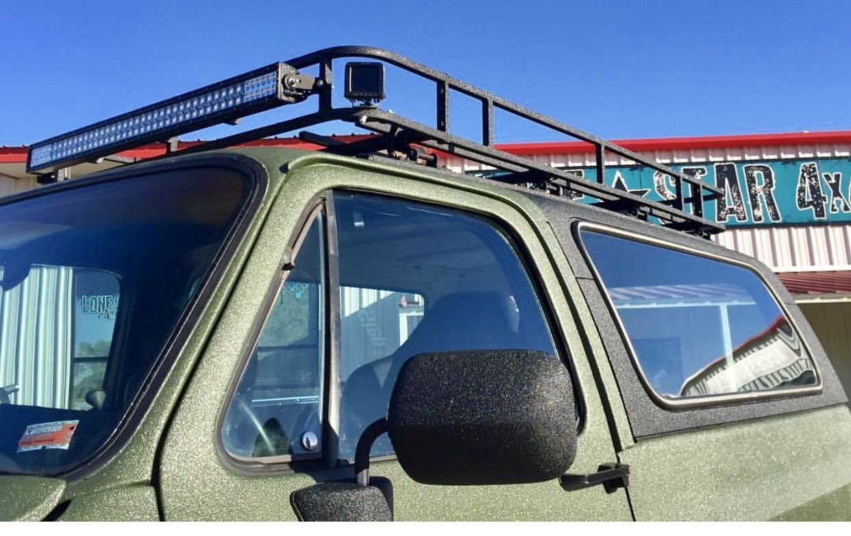 Pin By Rene Van Galen On For The Cucv K30 Roof Rack Fuel Cell 4x4