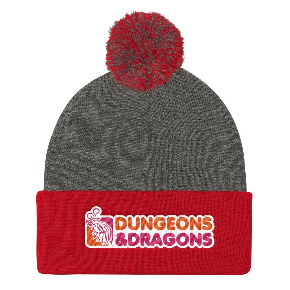 Dungeons and Dragons Beanie  8910d22a2d5