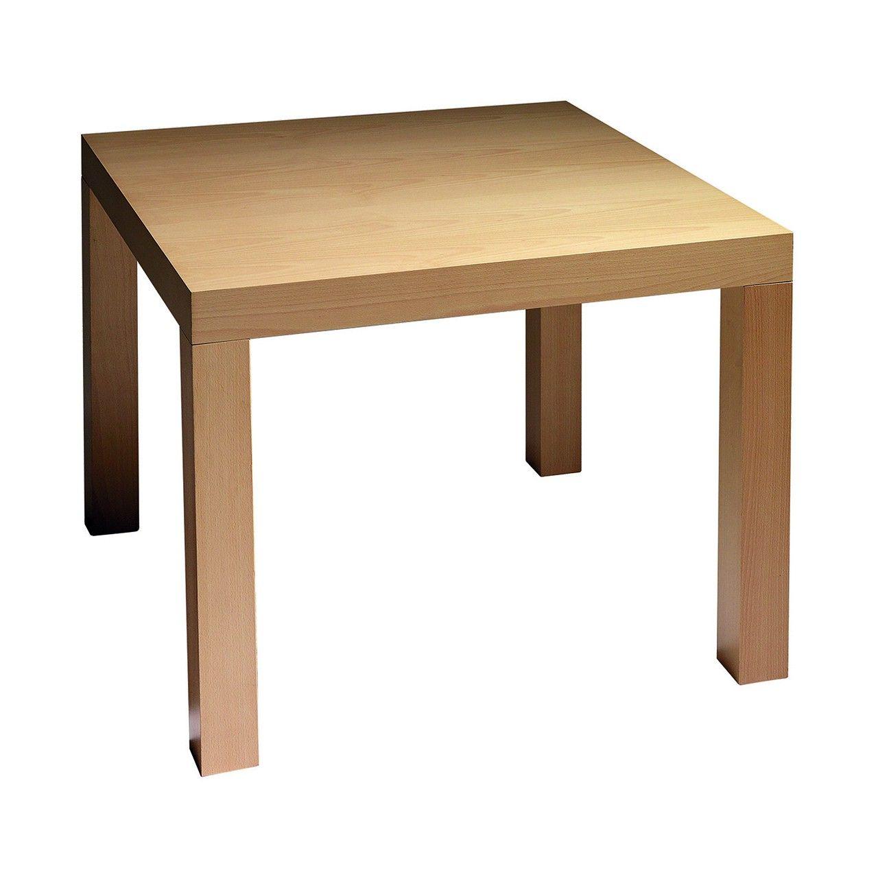Mesa cuadrada con cuatro patas mesas de comedor for Comedores 4 patas