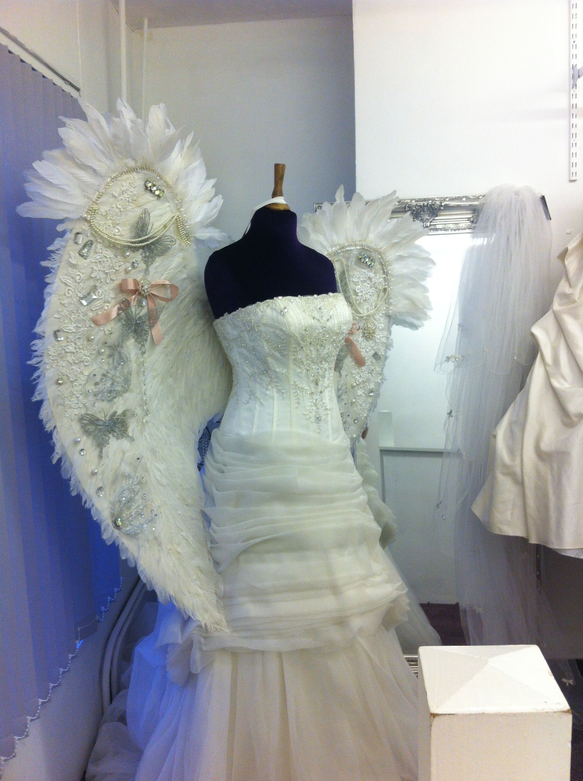 2nd Floor - Dress @ £450 | Victoria Rogerson Wedding Dress Outlet ...