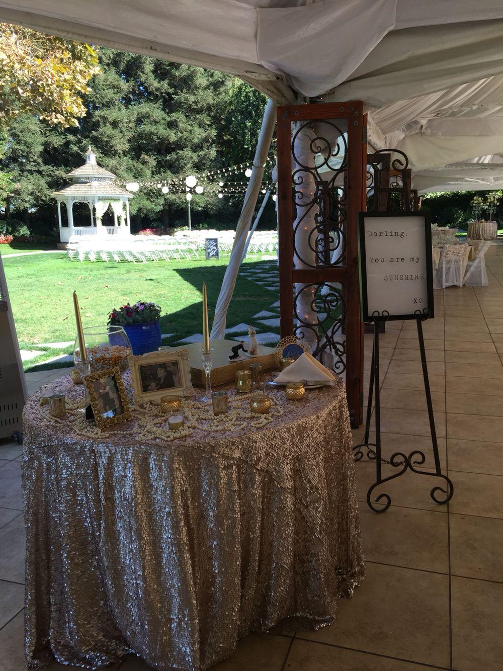 Vintage Gardens Modesto, CA Wedding, garden wedding