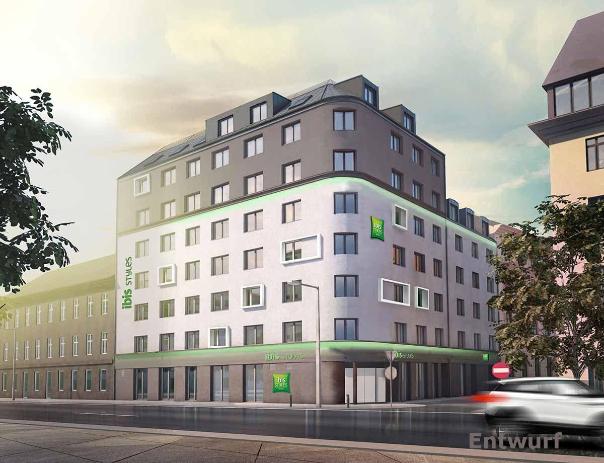 Ibis Styles Wien Prater Messe Vienna Austria Suite Room Hotel Vienna Hotel Hotel Suites