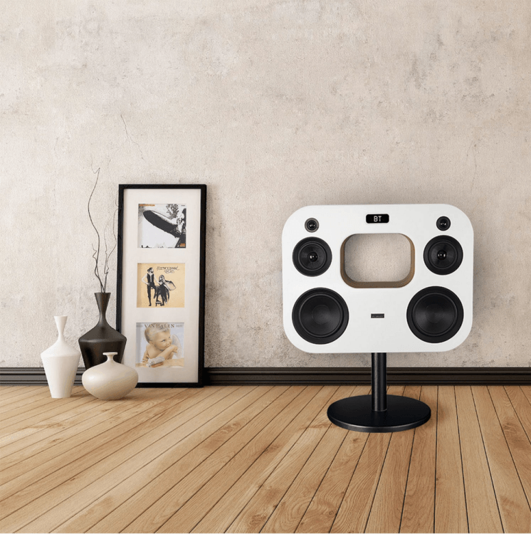 The Fluance Fi70 Three-Way Wireless High Fidelity Music System: Incomparable Audio