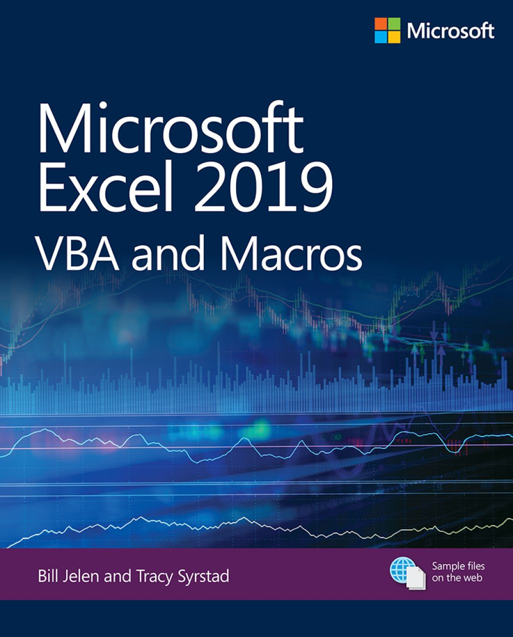 Microsoft Excel 2019 VBA and Macros (eBook) | Products in