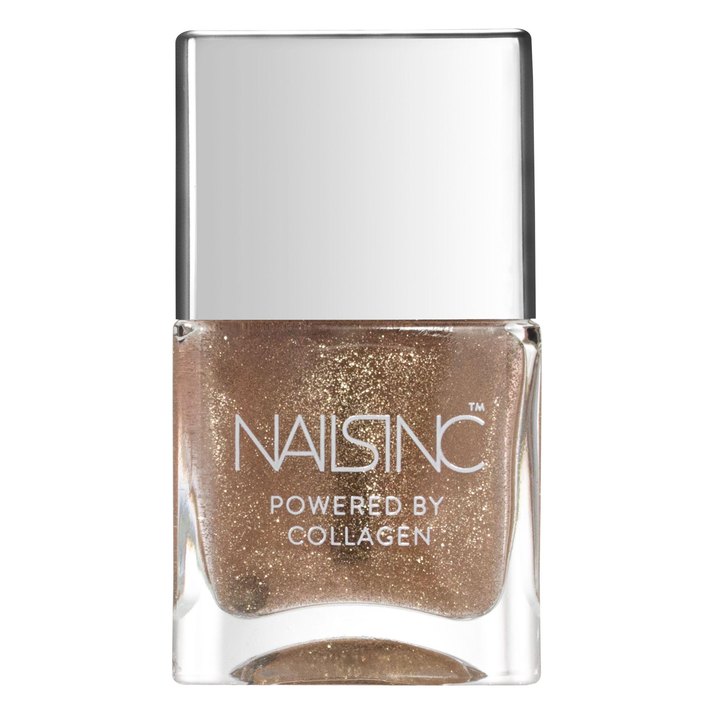 Nails Inc Powered By Collagen Nail Polish, 14ml Nail