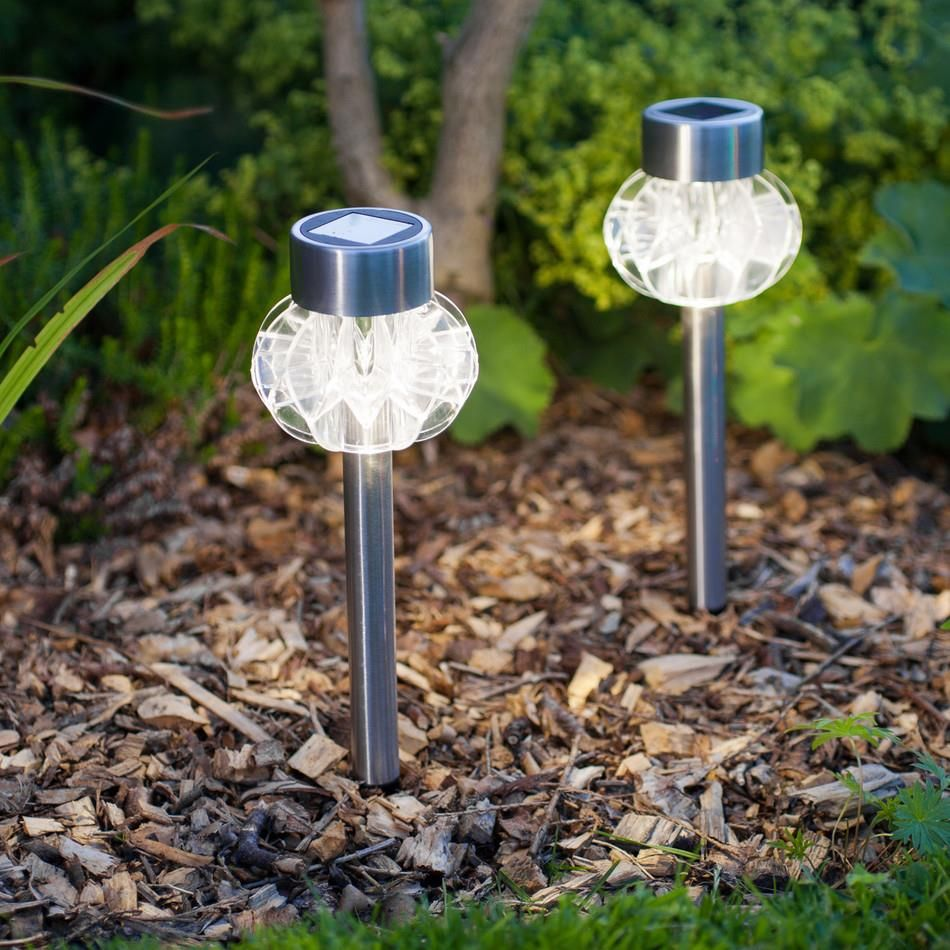 Creative diy landscaping with garden lights garden lamps