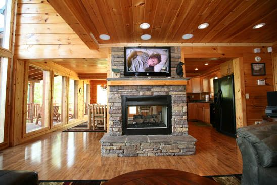 Living Room With Tv Above Gas Fireplace   Bing Images Part 73