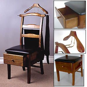 Men S Butler Furniture Valet Chair China