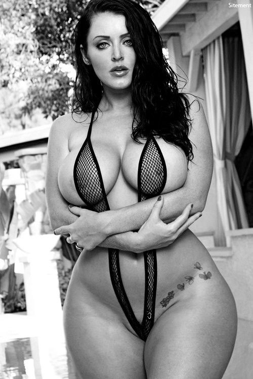 Black bbw bra and panties