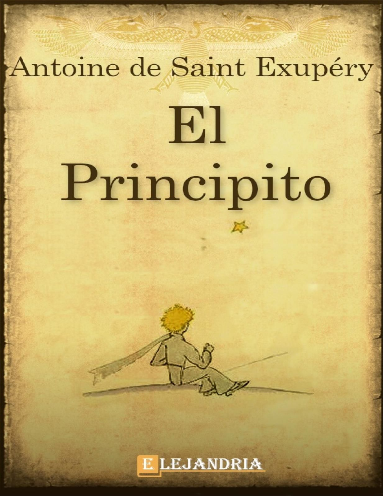 El Principito Antoine De Saint Exupery in 2020 Books
