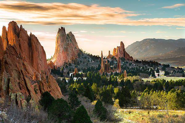 Garden Of The Gods Colorado Springs Nature Pictures Landscape Photography Landscape Photos