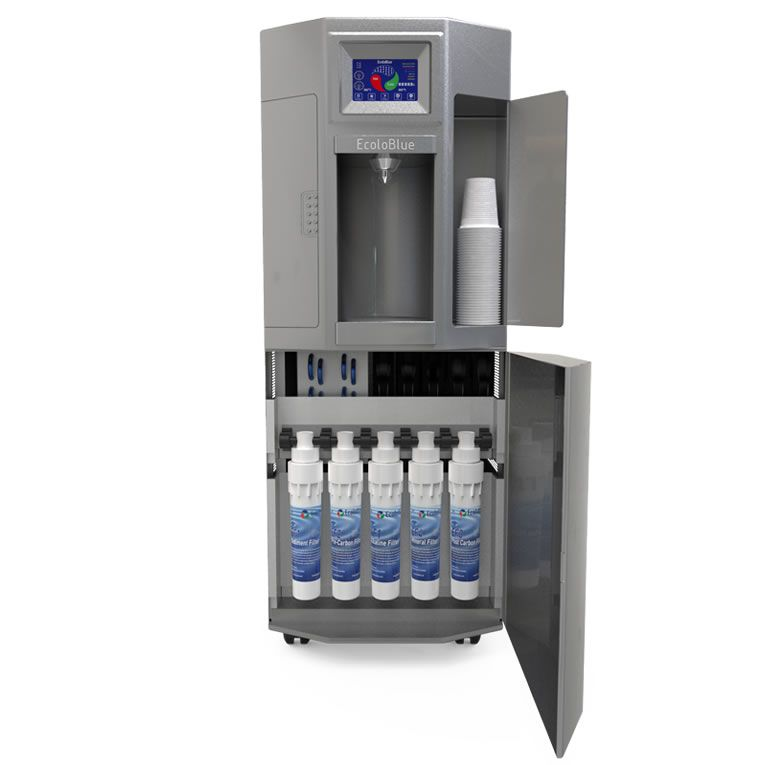 Ecoloblue Atmospheric Water Generators Harvest Water From Thin Air Health Water Some Invention Ar Atmospheric Water Generator Water Generator Water From Air