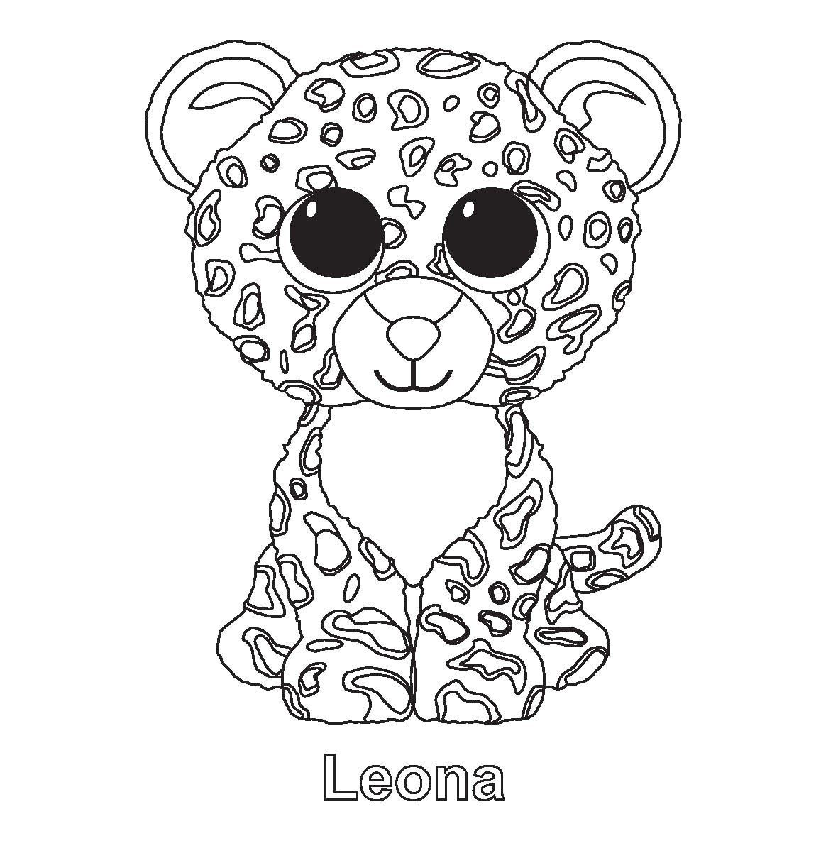 Jojo Siwa Coloring Pages Unique Ty Beanie Babies Coloring Pages