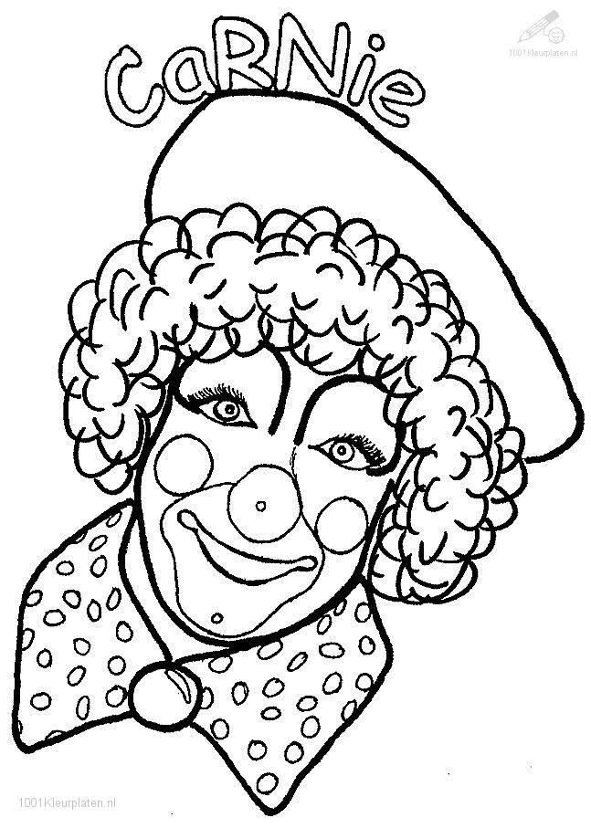 Coloriage Clown Adulte.Epingle Par Liane Sur Pergamano Patrons Dessin Clown