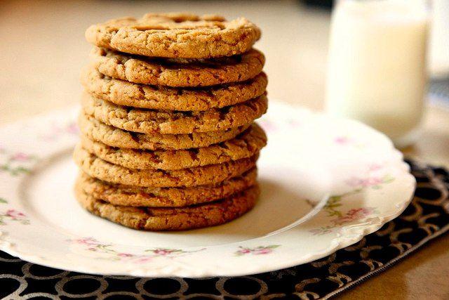 Brown Sugar Sugar Cookies
