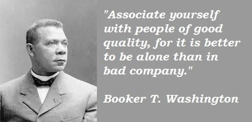 Booker T Washington Quotes Booker Twashington Quotes  Booker T Washington #quote #bad