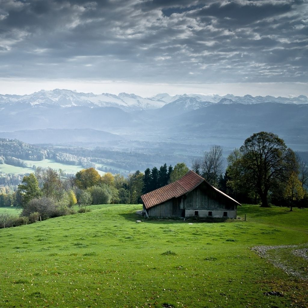 Wide HDQ Spring In The Alps Wallpapers, Fantastic Images – ModaFinilsale.com