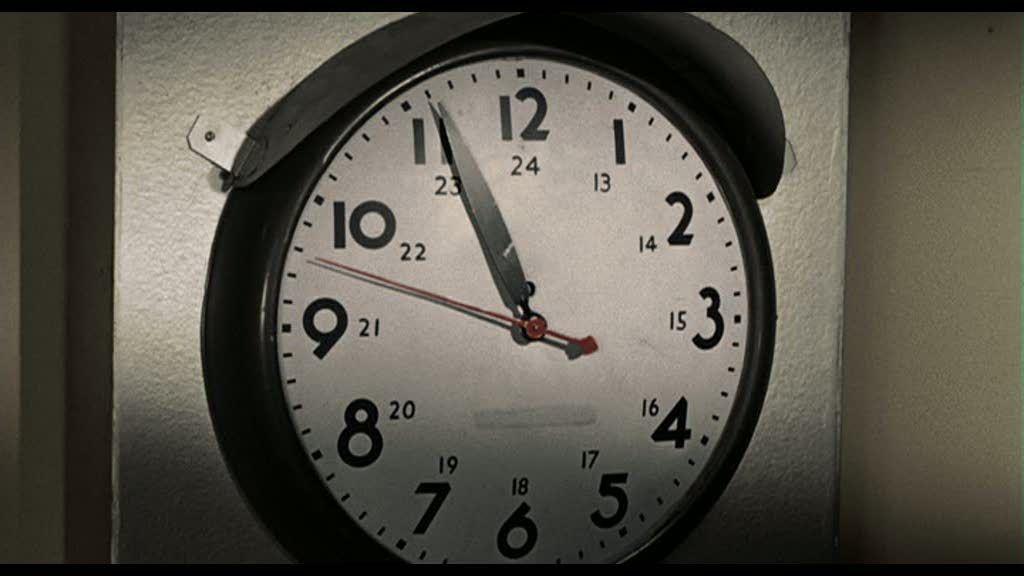 odd clock | Screen Captures | Pinterest