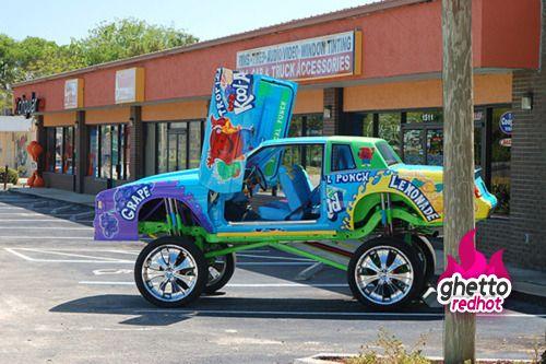 Ghetto Cars